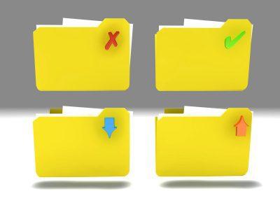 Como eliminar archivos que no se pueden borrar