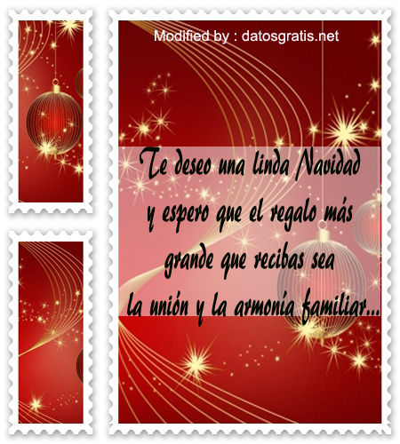 mensajes de Navidad con imàgenes para enviar gratis,mensajes bonitos de Navidad
