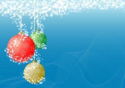 Modelo de carta comercial para Navidad