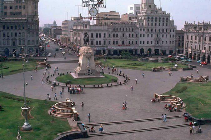 Ofertas de trabajo en Perù