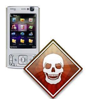 Virus en los telefonos celulares