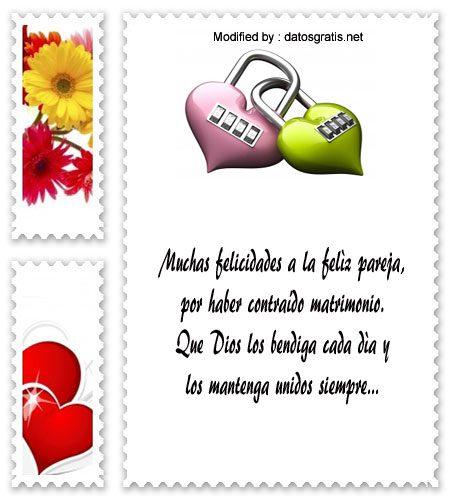 frases para una pareja que se casa,palabras para parejas para boda