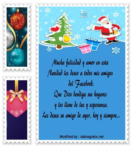 , poemas para postear en facebook en Navidad,frases bonitas para postear en facebook en navidad a mi novio