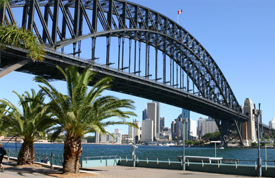 Hoteles baratos en Australia