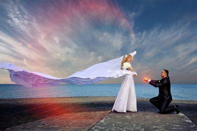 Dedicatorias de matrimonio para una amiga