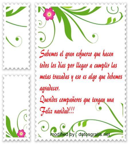 Aqui tarjetas con mensajes de navidad empresariales - Mensajes navidenos para empresas ...