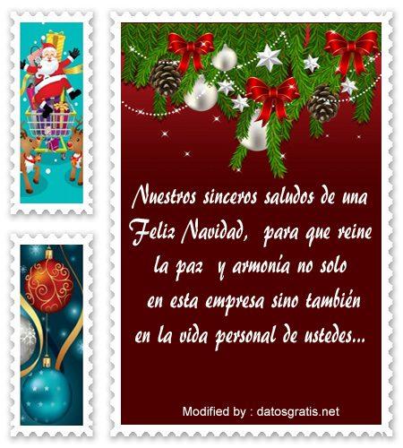 Cartas bonitas de navidad para clientes frases de - Frases para felicitar navidad empresas ...