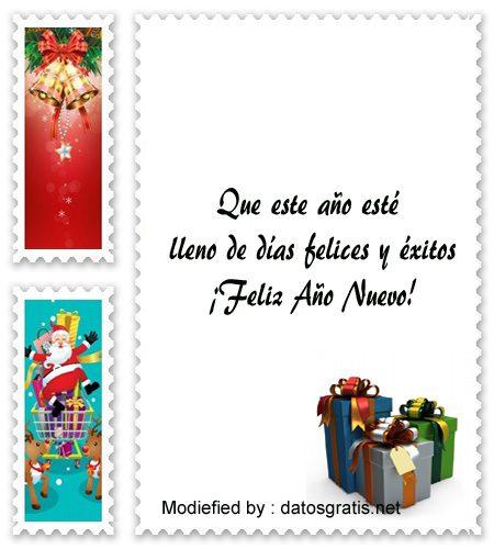 originales frases para enviar en año nuevo,mensajes para enviar en año nuevo