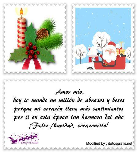 palabras para enviar por whatsapp en Navidad,sms bonitos para enviar por whatsapp en Navidad