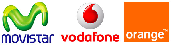 Compañias de Internet Móvil 3G en España