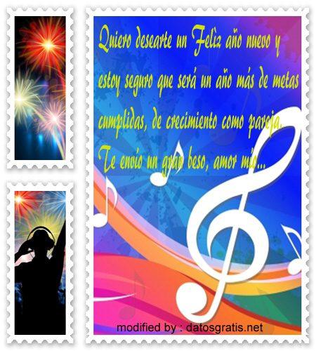 imagenes ano nuevo36,tarjetas con saludos y buenos deseos de felìz año nuevo para tu novia, imàgenes con versos de felìz año nuevo para tu novia