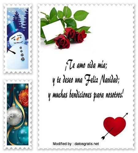 poemas para enviar en Navidad a mi novio,frases bonitas para enviar en Navidad a mi enamorado