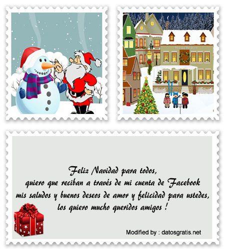 originales frases para postear en facebook en Navidad,mensajes para postear en facebook en Navidad