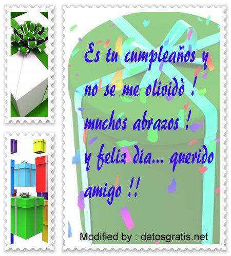 pensamientos de cumpleaños para mi amigo,bonitas dedicatorias de cumpleaños para mi amigo,descargar bonitas frases de cumpleaños para mi amigo