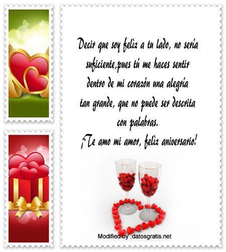 Extrêmement Felicitaciones Por El Aniversario De Matrimonio | Mensajes de  IR21
