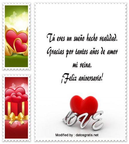 Famoso Felicitaciones Por El Aniversario De Matrimonio | Mensajes de  AL33