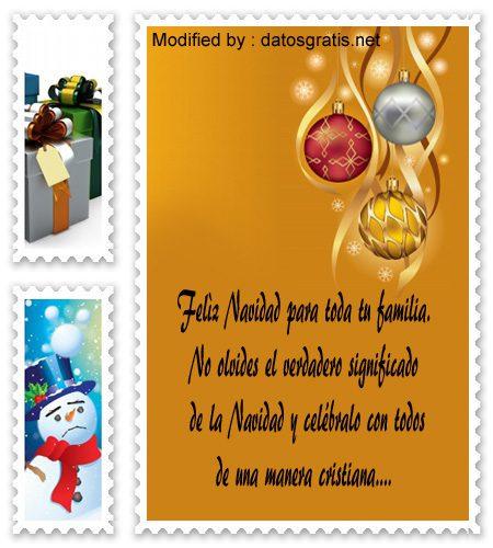 citas de Navidad, Mensajes bonitos de Navidad