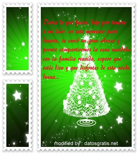 imagenes Navidad29,bellos textos de felìz Navidad para un hijo,tarjetas Navideñas para enviarle a tu hijo