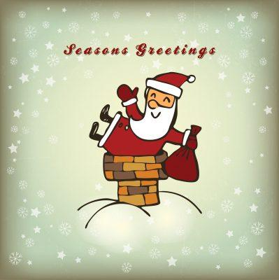 Tarjetas Bonitas Con Mensajes De Feliz Navidad | Saludos De Navidad ...