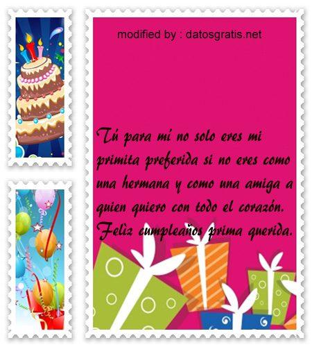 poemas de cumpleaños para mi primita,felicitaciones de cumpleaños con imàgenes para enviar a una prima