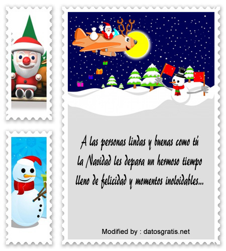 frases bonitas para enviar en a mi novio,carta para enviar en Navidad