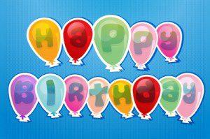 frases de cumpleaños, versos de cumpleaños, palabras de cumpleaños