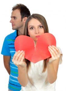 terminar una relacion amorosa, concluir una relacion amorosa, terminar con la pareja