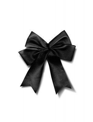 Black Ribbon Funeral