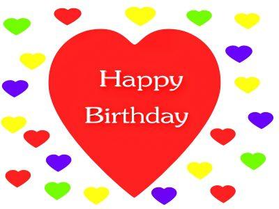 Happy Birthday to My Boyfriend