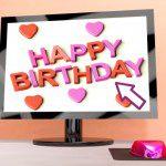 frases de cumpleaños, saludos de cumpleaños