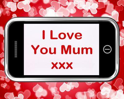 Enviar Bonitos SMS Por El Día De La Madre