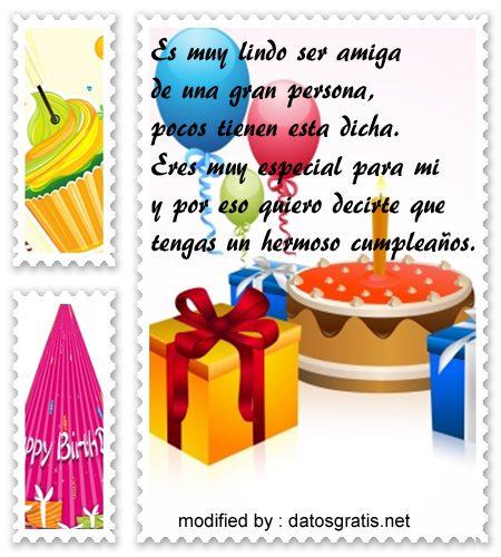 Saludos Para Cumpleaños De Amigos