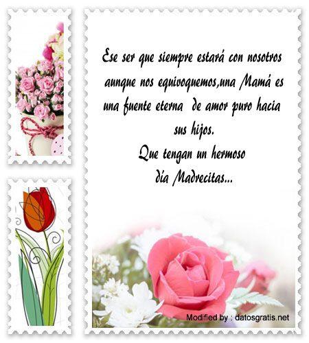 descargar frases bonitas para el dia de la Madre,descargar mensajes para el dia de la Madre