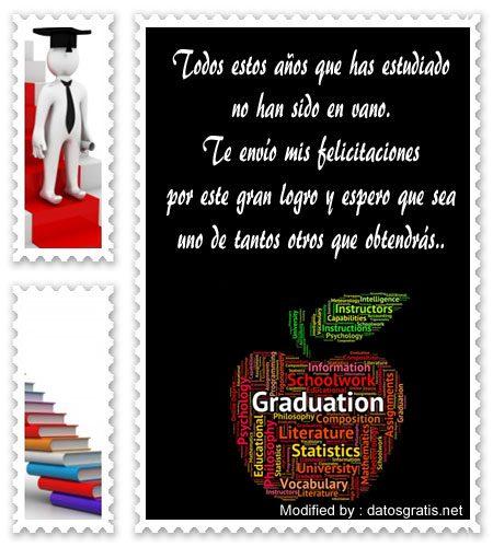 palabras bonitas para graduaciòn,descargar textos bonitos para graduaciòn