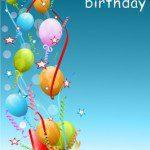 mensajes de cumpleaños, frases de cumpleaños, pensamientos de cumpleaños
