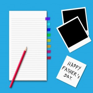 modelo de carta por el día del padre, ejemplos de cartas por el día del padre, plantillas de cartas por el día del padre