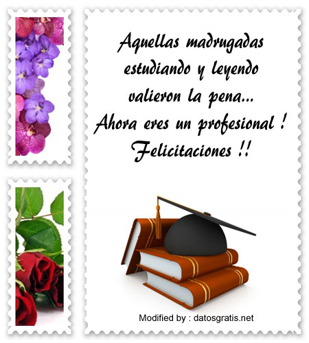buscar felicitaciones para graduaciòn,descargar mensajes para felicitar por graduaciòn