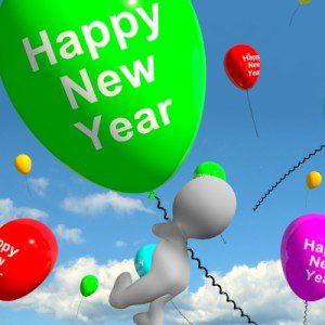 año nuevo, Feliz año nuevo, fin de año