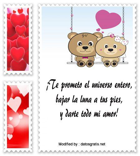 originales mensajes de amor para mi novia, frases bonitas de amor para enviar a mi novia