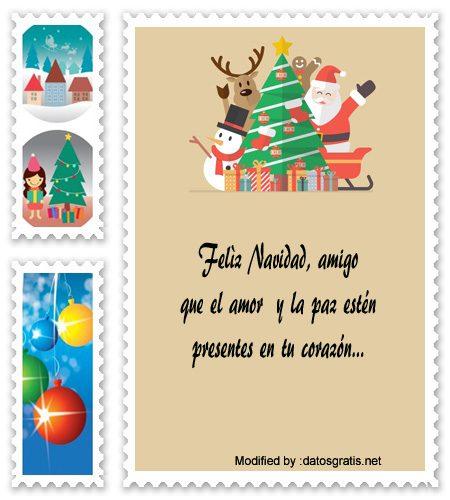 Frases navide as para una amiga saludos de navidad - Mensajes para felicitar la navidad ...