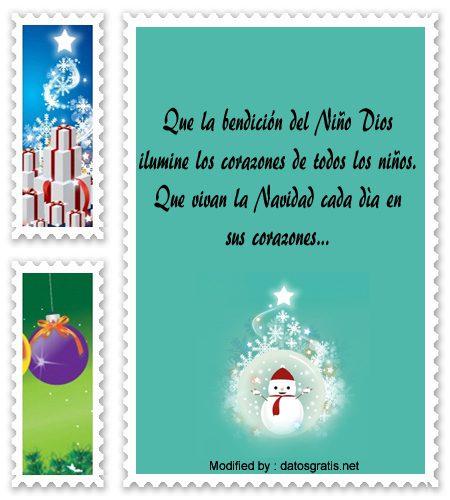 Fabulosas Frases De Navidad Para Niños | Saludos De Navidad ...