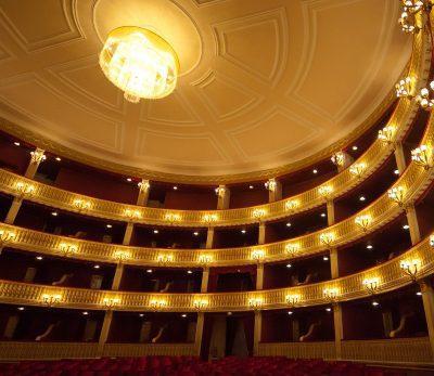 Los Teatros Mas Importantes De Mexico
