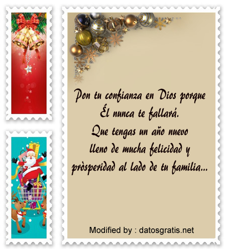 tarjetas con imàgenes cristianas,versos cristianos para el año nuevo