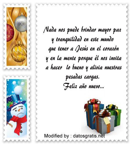 palabras cristianas,textos cristianos para el año nuevo,sms cristianos para el año nuevo