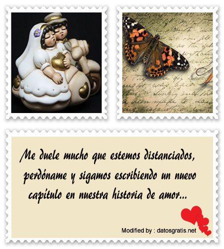 Bendiciones Del Matrimonio Catolico : Mensajes para pedir disculpas a mi pareja palabras de