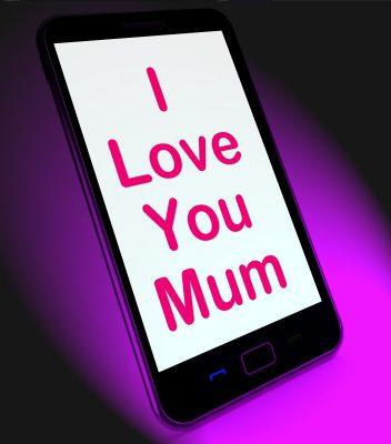Mensajes bonitos por el día de la Madre en twitter