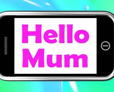 Bellos mensajes de whatsapp para el día de la Madre