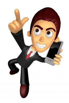 Carta de atenciòn a empleados por usar celulares en el trabajo