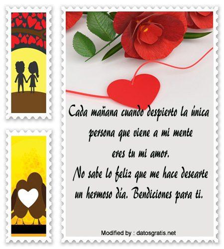 dedicatorias de buenos dias para mi amor,descargar frases bonitas de buenos dias para mi amor