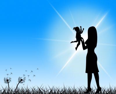 Frases por el día de la Madre a  mamás primerizas